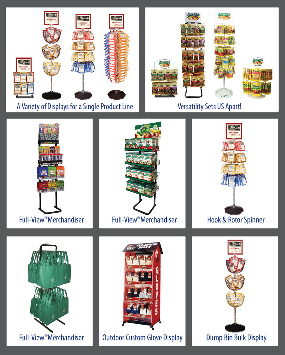 POP Retail Displays Made in USA