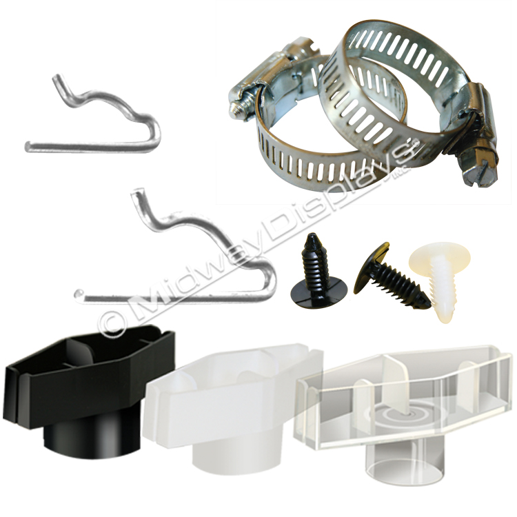 Display Hardware & Accessories