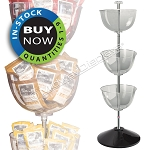 3-Tier Product Display | In-Stock On Sale: Quantities 1-9