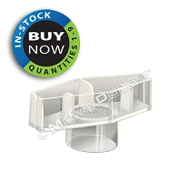 Sign Clips Clear | Display Accessory | 30 Per Carton