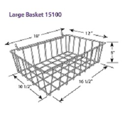Wire Basket 15100