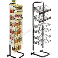 6 Tier Full-View® Merchandiser | Standard 15