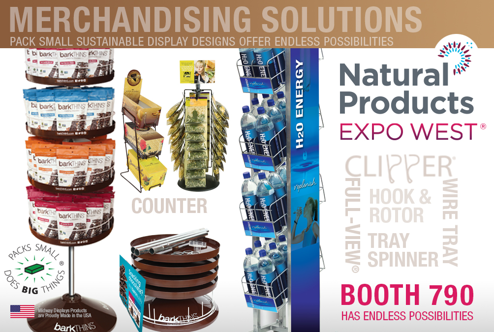 Natural Products Expo West 2019 | March 5th-9th in Anaheim, CA
