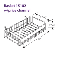 Basket 15102 With Price Channel