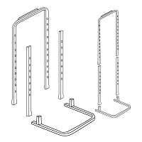 Stocked Universal Punched Frame