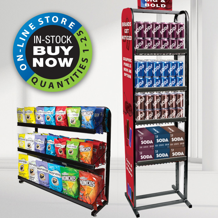 In-Stock Full-View® Merchandisers