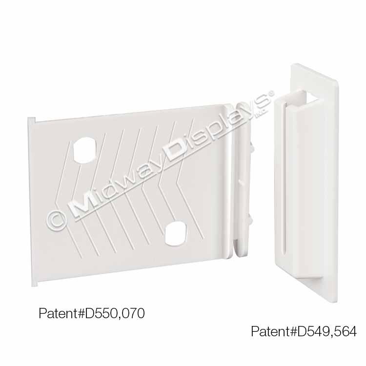 Shelf Support Locking Clip | Add Strength to Corrugated PDQ