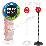13 Clipper® Counter Display Strips | In Stock On Sale: Quantities 1-9