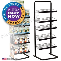 General Merchandise Rack | Increased Capacity 22