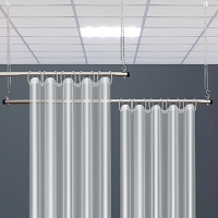 Hanging Hygiene Screen Rod Parts