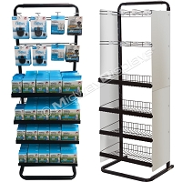 Increased Capacity Retail Rack | 22