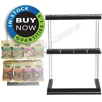 My-D® Mite Counter Display | Retail Counter Stand