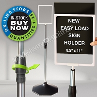 Adjustable Sign Frame Set