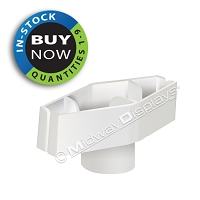 Sign Clips White | Display Accessory | 30 Per Carton