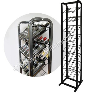 Retail Wine Rack | Compact 9