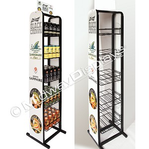 Retail Craft Beer Rack | 9