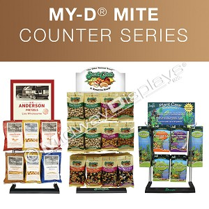 My-D® Mite Counter Retail Display
