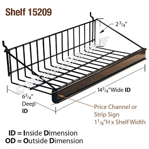 General Merchandise Shelf (15